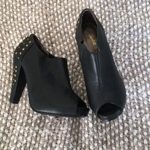 Heels worn twice!